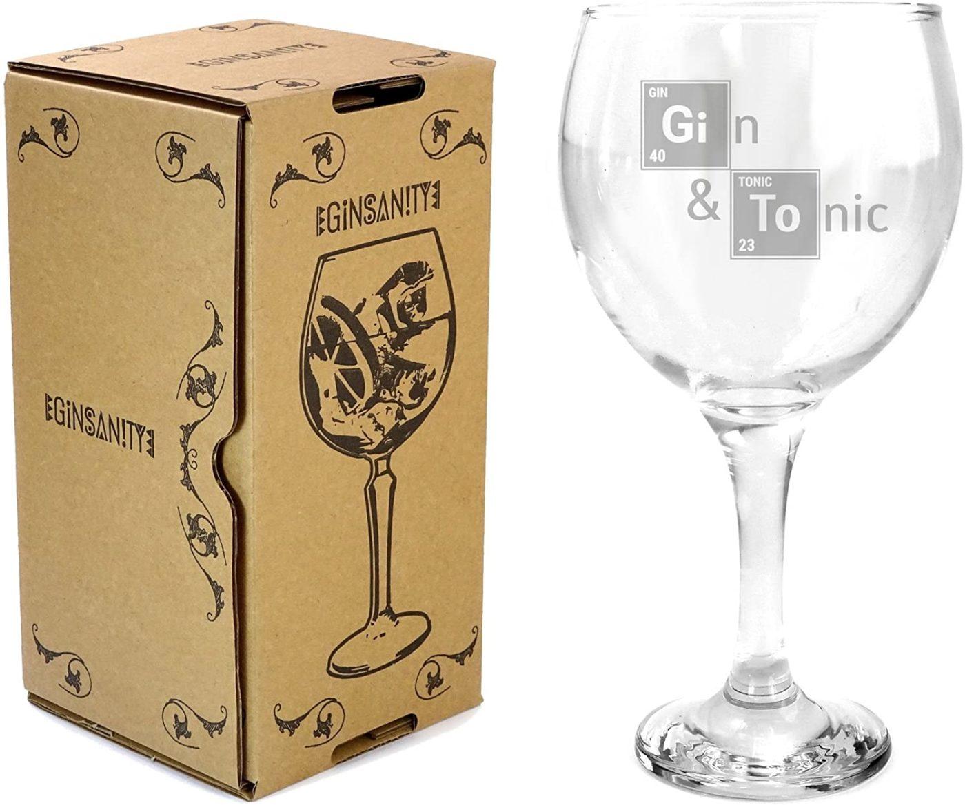 Gin Glas spruch