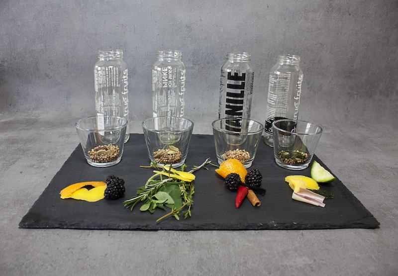 Gin selbst machen Zutaten Botanicals