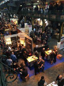 Hamburg Fischauktionshalle Schnapsmesse